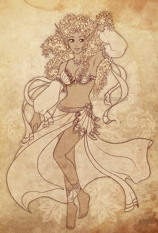 Sakura Frescot by Kimir-Ra