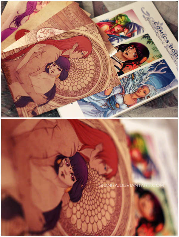 Comicsbook Last Copies by Kimir-Ra