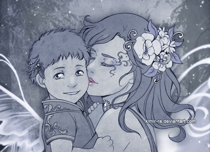 Fairy tale by Kimir-Ra