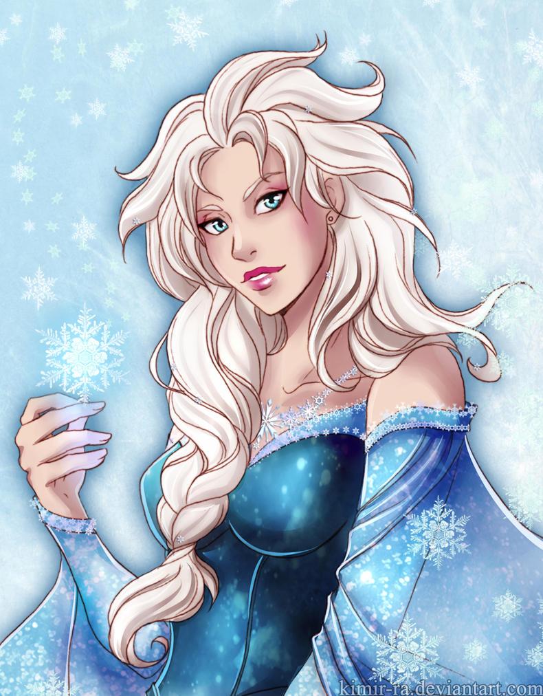 Elsa by Kimir-Ra