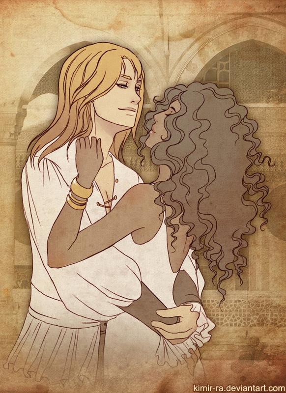 Best enemies by Kimir-Ra
