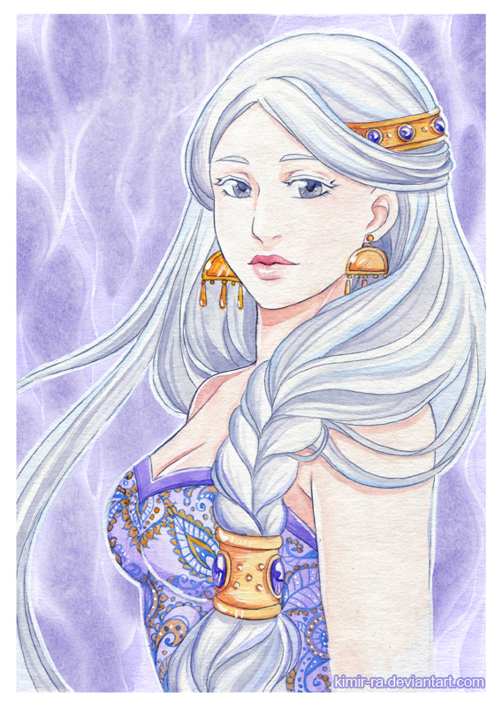 Amina by Kimir-Ra