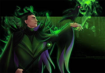 Loki by Kimir-Ra