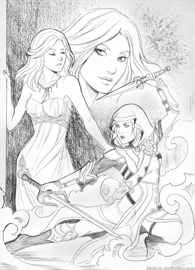 Lydia Felshire by Kimir-Ra