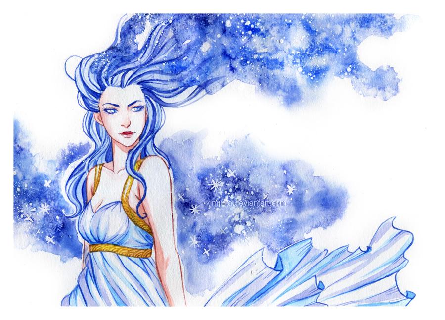 Saphira by Kimir-Ra