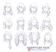 Hairstyles practice