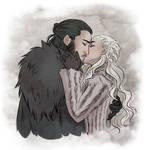 Targaryen kiss