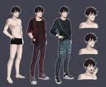 Character sheet: Vlad