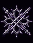 Custom Zero Vampire Knight tattoo