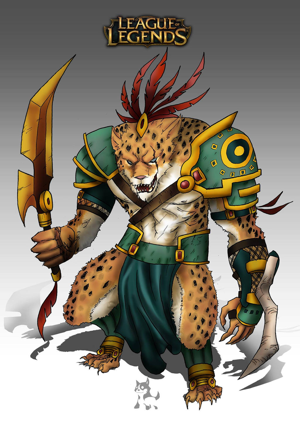 Rengar Skin Ideas | www.pixshark.com - Images Galleries ...