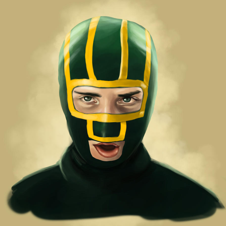 Kick-Ass by willfat