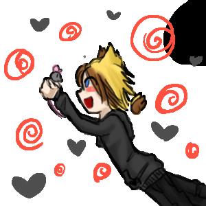 Mou--er, rat love by LittleEspeon