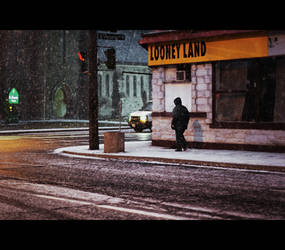 Looney Land by panfoto