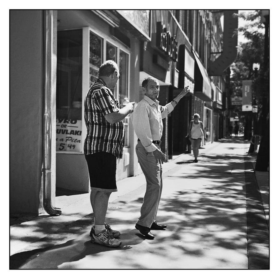 Street Salsa by panfoto