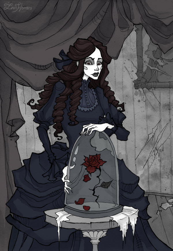 Love Each Other When Two Souls: Belle By IrenHorrors On DeviantArt