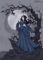 Annabel Lee I by IrenHorrors