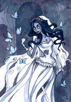 I Was a Bride... by IrenHorrors