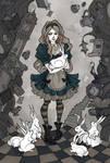 Alice by IrenHorrors