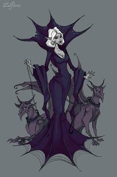 Mistress of gargoyles