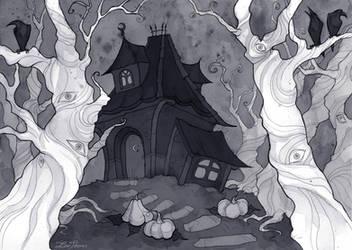 Spooky Little House
