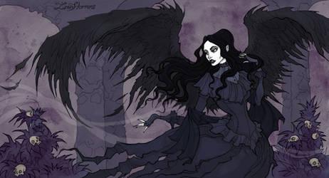 Dark Angel by IrenHorrors