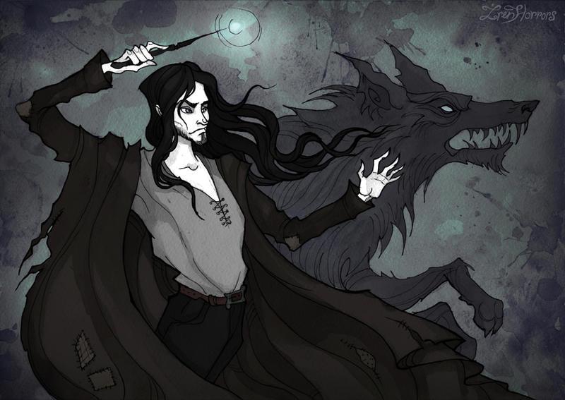Sirius Black By IrenHorrors On DeviantArt