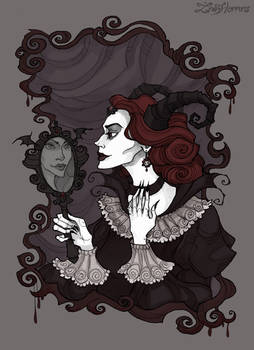 Bathory Portrait