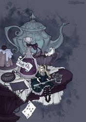 Little Alice by IrenHorrors