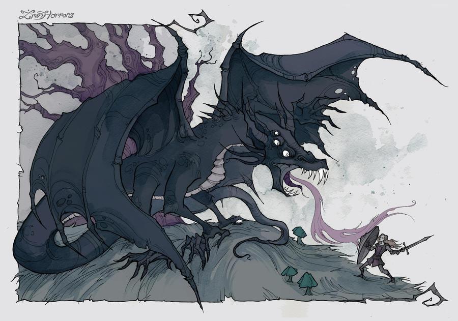 Jabberwocky By Irenhorrors On Deviantart