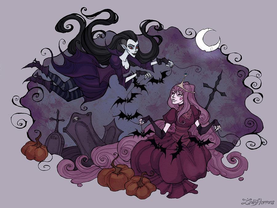 It's Halloween Time by IrenHorrors