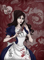 Madness Returns by IrenHorrors