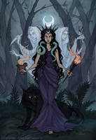 Hecate by IrenHorrors