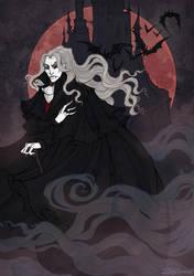 Dracula by IrenHorrors