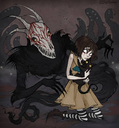 Fran Bow by IrenHorrors