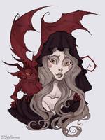 Daisy Darklore by IrenHorrors