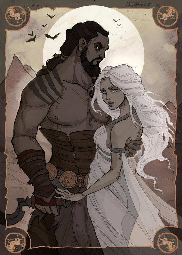 When the Sun rises in the West by IrenHorrors