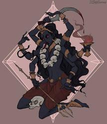 Kali by IrenHorrors
