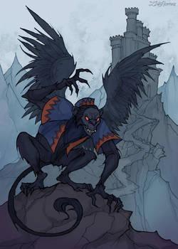 Evil Winged Monkey