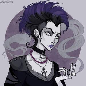 Old School Goth