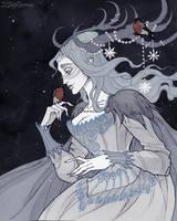 Yule Spirit by IrenHorrors