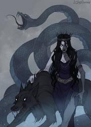 Loki's Children by IrenHorrors