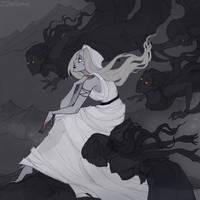 Melinoe by IrenHorrors