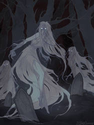 Banshee by IrenHorrors