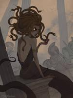 Medusa by IrenHorrors