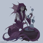 Witch Mermaid