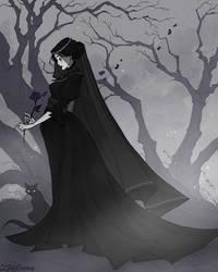Iris von Everec (Witcher3)