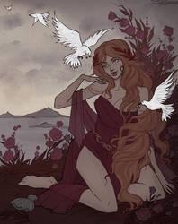 Aphrodite by IrenHorrors