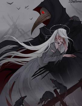 Plague by IrenHorrors