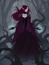 Elvarine by IrenHorrors