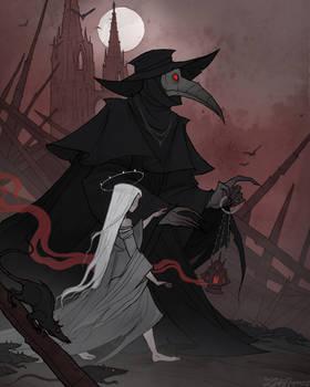 Pestilence by IrenHorrors